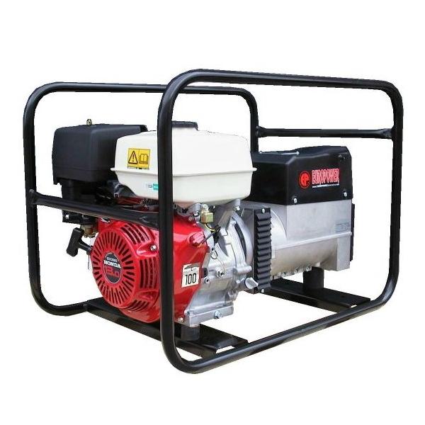Генератор бензиновый Europower EP 200 X 3X230V для ж/д в Белозерске