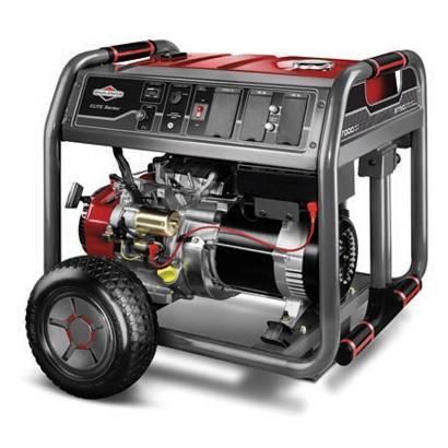 Генератор бензиновый Briggs & Stratton Elite 7500EA в Белозерске