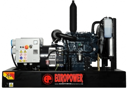 Генератор дизельный Europower EP 163 DE в Белозерске