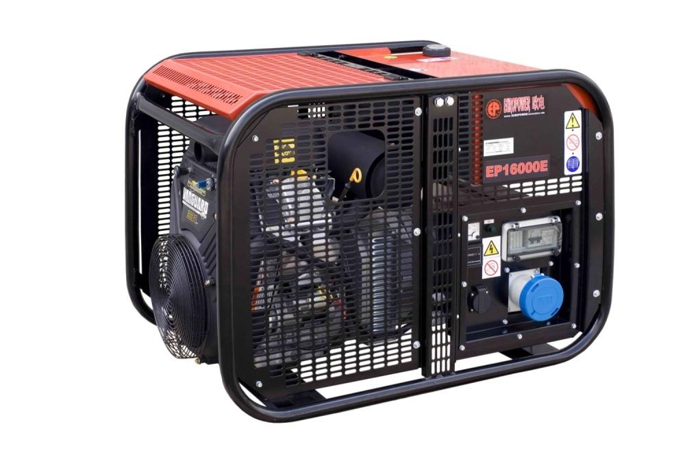 Генератор бензиновый Europower EP 16000 E в Белозерске