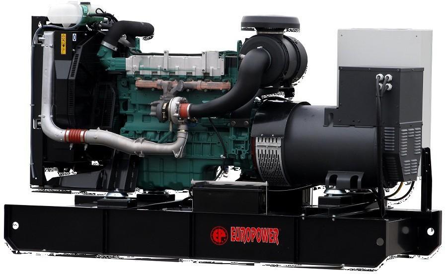 Генератор дизельный Europower EP 200 TDE в Белозерске