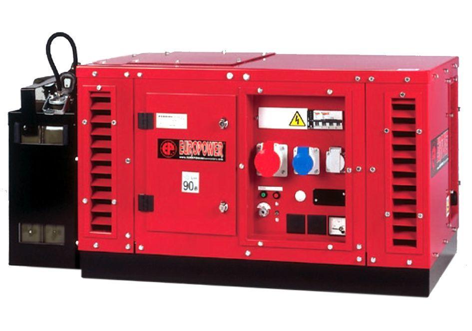 Генератор бензиновый Europower EPS 6000 E в Белозерске