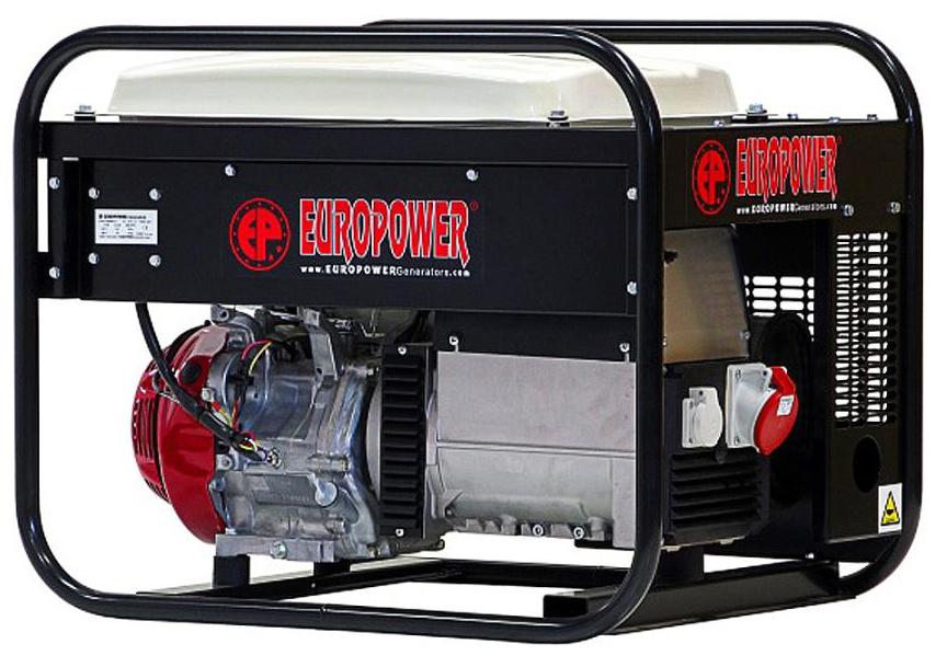 Генератор бензиновый Europower EP 6500 TLN в Белозерске