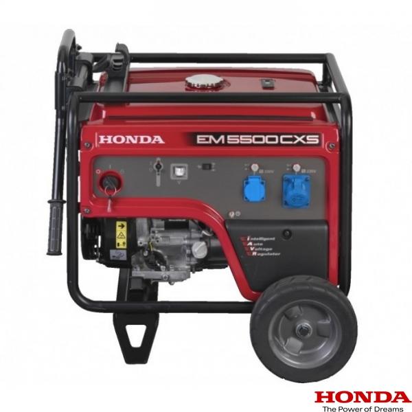 Генератор Honda EM5500 CXS 1 в Белозерске