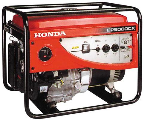 Генератор Honda EP5000 CX в Белозерске