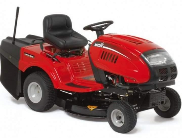 Садовый трактор MTD OPTIMA LE 175 H (SPECIAL) в Белозерске